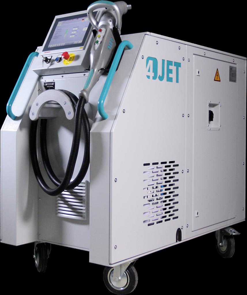JETLASER - laserska naprava za čiščenje M500